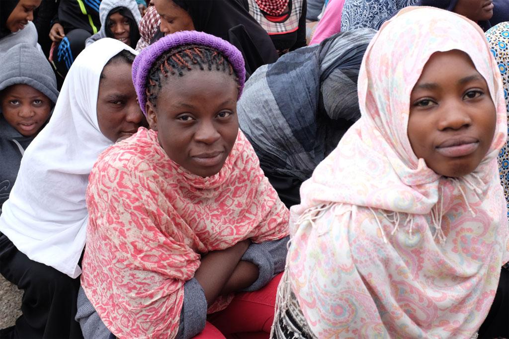 Libye le hcr d nonce les souffrances et les abus dont - Office des migrations internationales ...