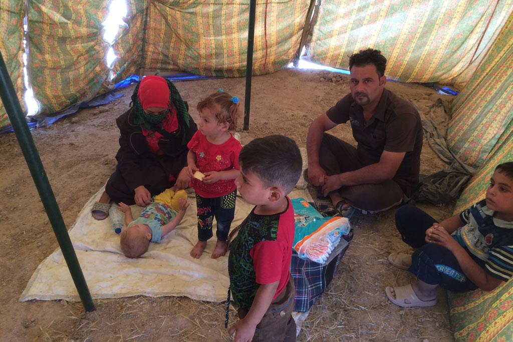Iraq l 39 onu s 39 inqui te du manque de fonds disponibles - Office des migrations internationales ...