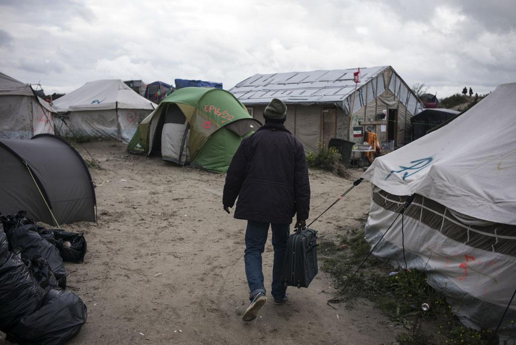 Fermeture de la 39 jungle 39 de calais le hcr souligne la - Office des migrations internationales ...