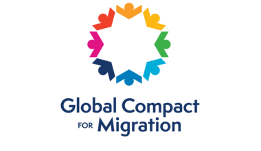 Global Compact for Migration logo