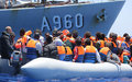 UN reports more than 300 migrant deaths on Mediterranean crossing in first two months of 2017