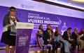 """Hay que acabar con la """"triple discriminación"""" de las mujeres indígenas, dice la FAO"""