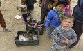 En rápido aumento la cifra de desplazados por ofensiva en Mosul