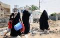 العراق: مفوضية اللاجئين تدين هجوما على مخيم السلام للأسر النازحة