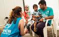 Le HCR se félicite de l'engagement historique pris par les États d'aider les réfugiés