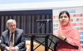 INTERVIEW: In new UN role, Malala Yousafzai seeks to inspire girls to stand up, speak out for rights