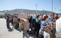 Le HCR appelle l'Union européenne à renforcer son action en faveur des réfugiés