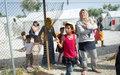 Grèce : le HCR alerte sur les violences sexuelles dans les centres d'accueil de réfugiés à Lesbos et Samos