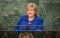 At UN, European leaders stress importance of international cooperation to tackle global challenges