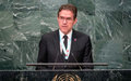 In General Assembly, Denmark calls for greater UN efficiency and transparency