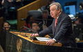 INTERVIEW: UN must lead 'surge in diplomacy' for peace, Guterres says ahead of 72nd General Assembly