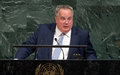 Greece, at UN, spotlights 'soft power' to forge regional, international cooperation