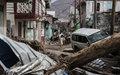 Tras el huracán María, Dominica busca reconstruirse mejor