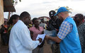 Angola: UN agency airlifts aid to newly-arrived refugees from DR Congo