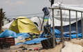 UN agency urges Greece to find alternatives for refugees and migrants at 'sub-standard' sites