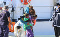 More refugees and migrants feared lost in Mediterranean; UN urges safer resettlement options