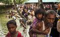 غرق 11 طفلا من الروهينجا أثناء هروبهم من العنف في ميانمار