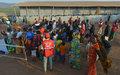 Por falta de fondos, 130.000 refugiados en Rwanda solo reciben 3/4 de sus raciones de comida