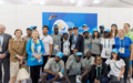 In Brazil, UN chief encourages Olympic Refugee Team to 'show strength,' inspire the world