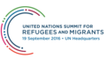 For a world on the move: The UN Summit for Refugees and Migrants